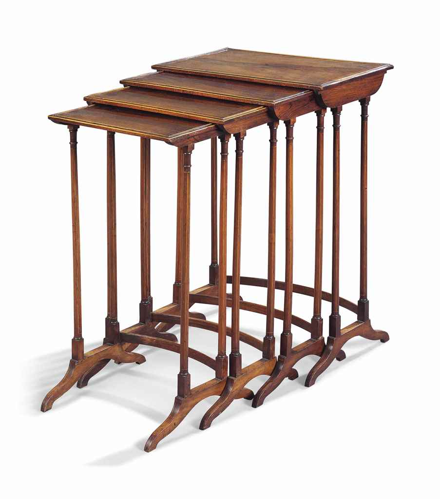 A REGENCY NEST OF ROSEWOOD QUA