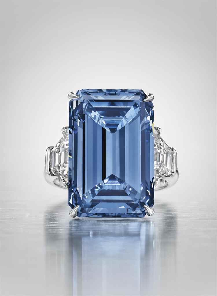 THE OPPENHEIMER BLUE A SENSATI
