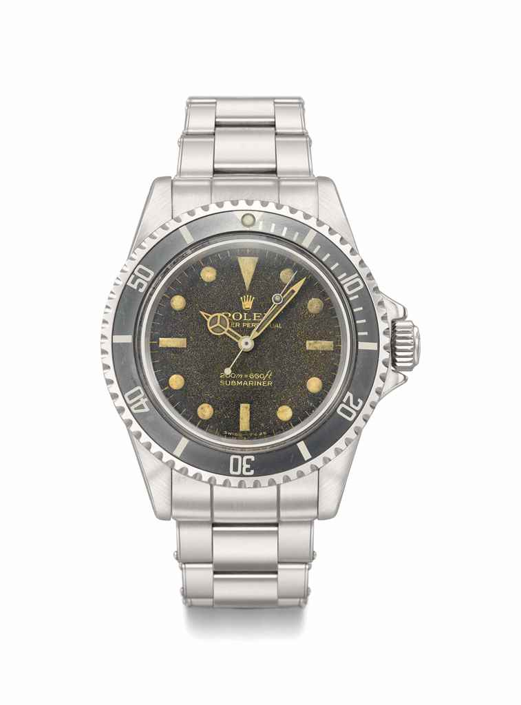 Rolex. A fine and attractive s