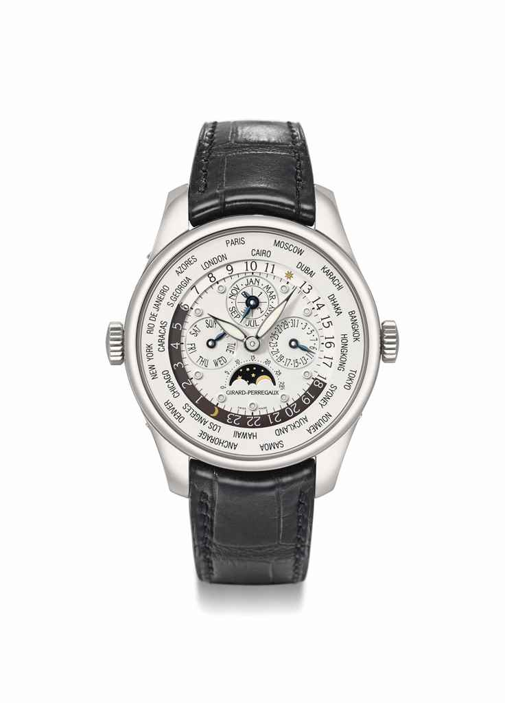 Girard-Perregaux. A fine and l