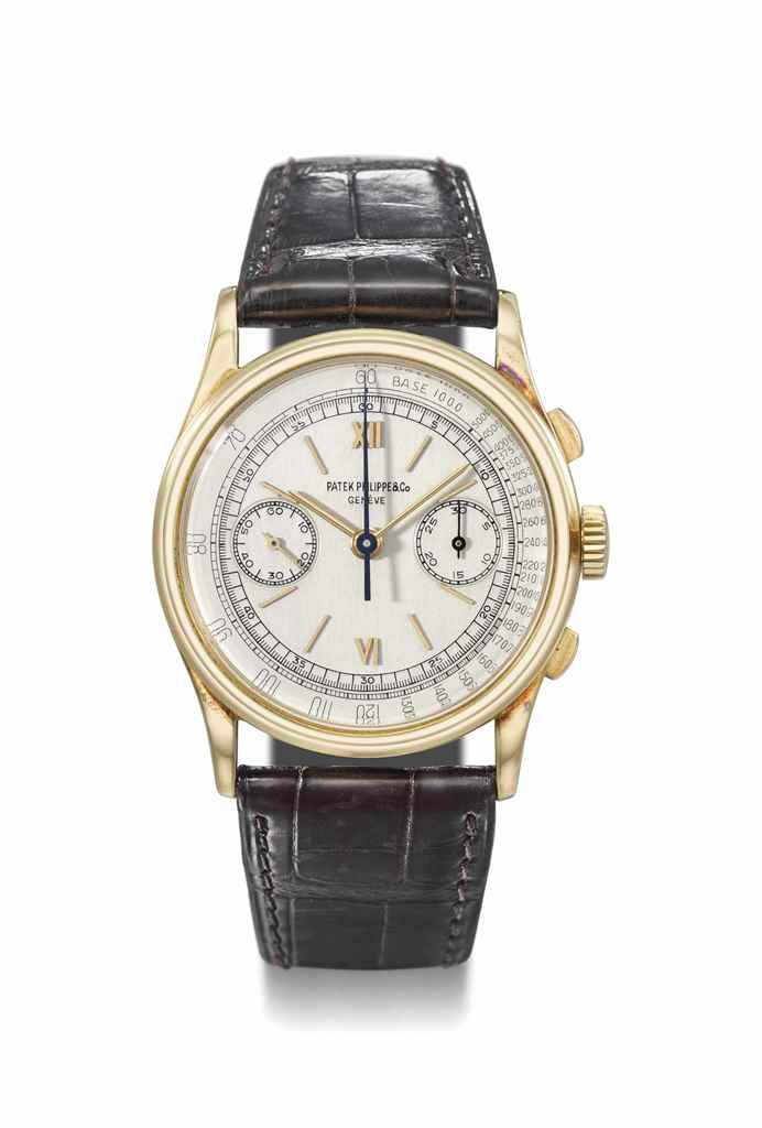 Patek Philippe. An extremely a