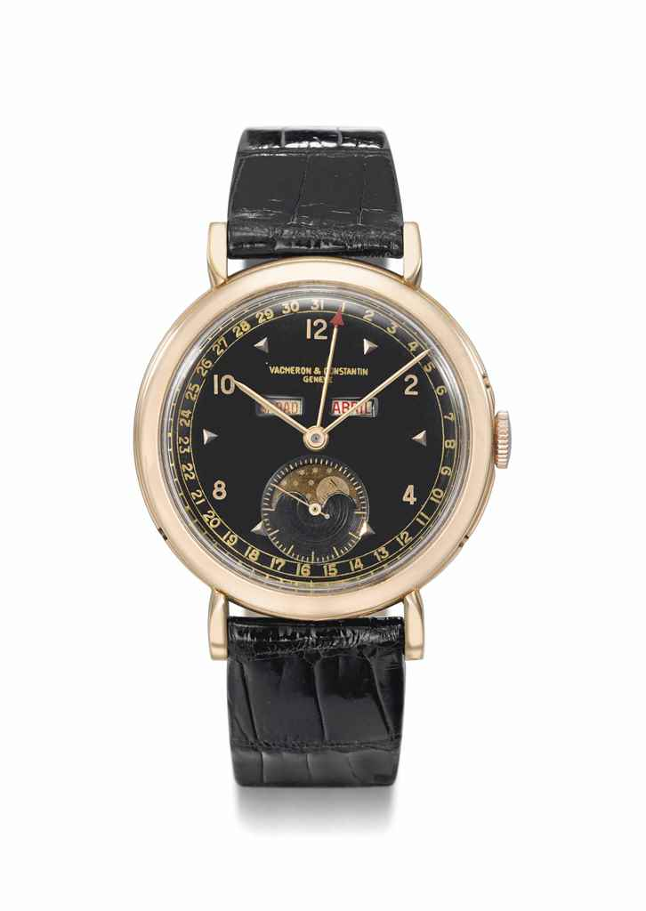 Vacheron Constantin. An attrac