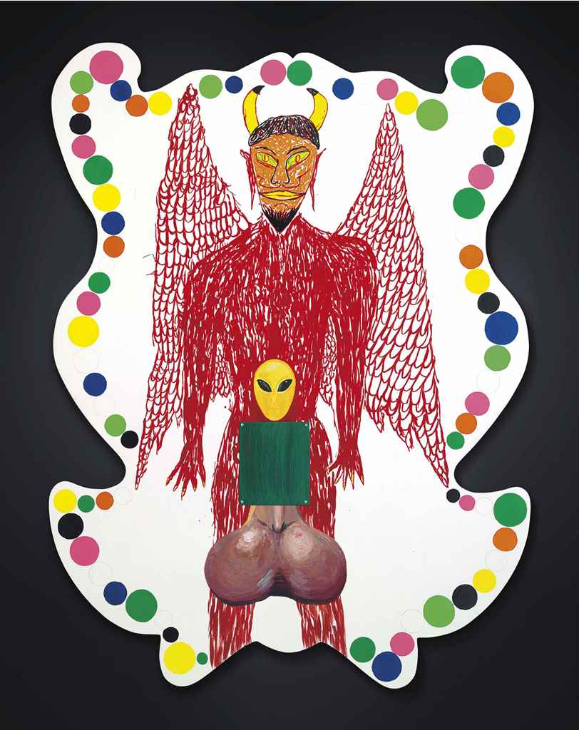 Mike Kelley (1954-2012)