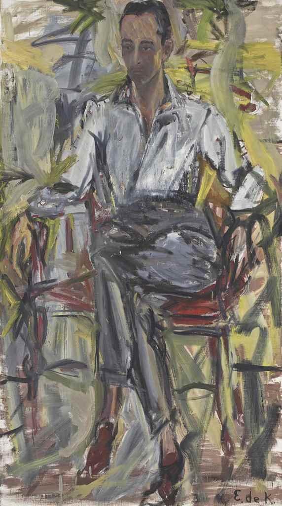 Elaine De Kooning (1919-1989)