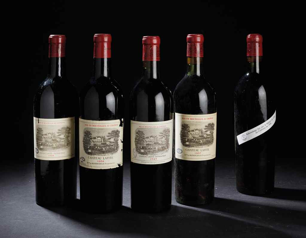 chateau lafite rothschild china