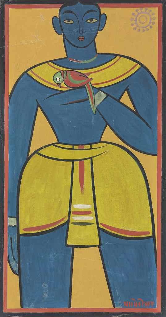 JAMINI ROY (1887-1972)