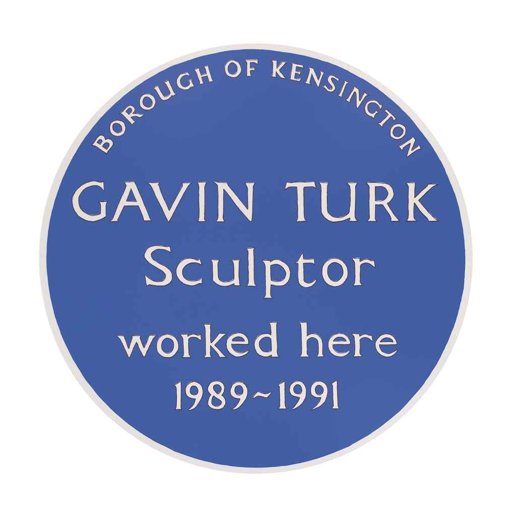 Gavin Turk (Guildford b. 1967)