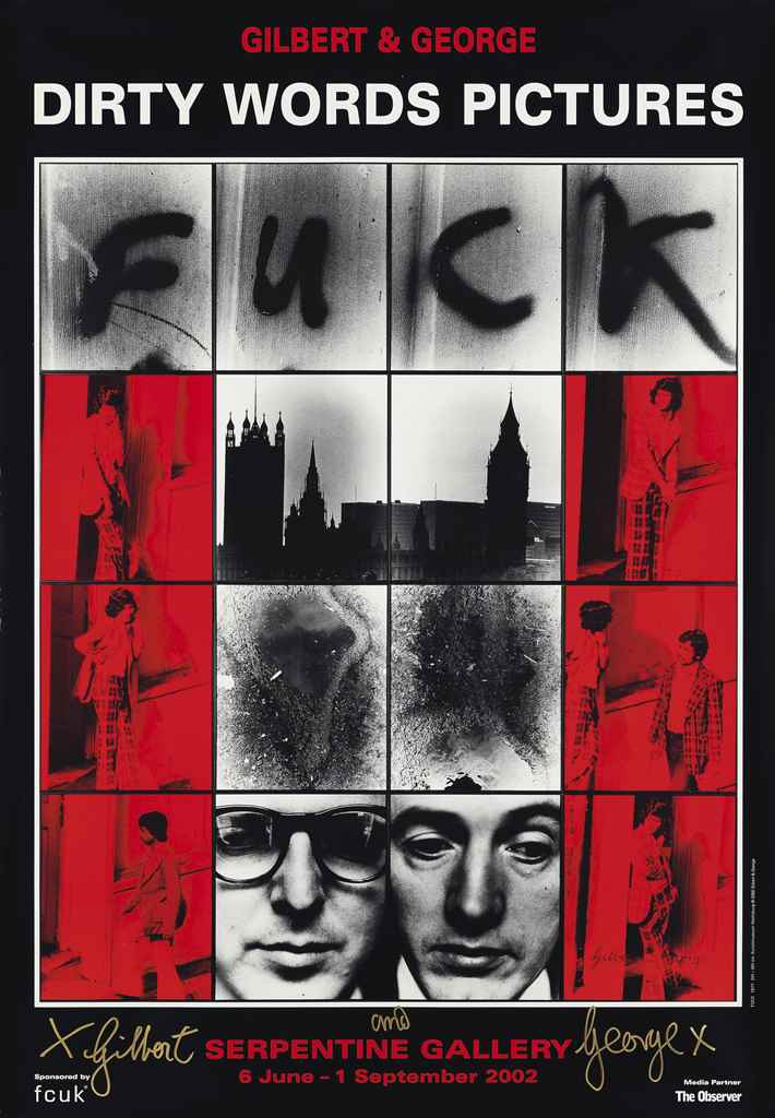 Gilbert and George (San Martin