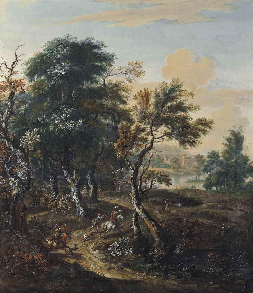 Justus van Huysum I (Amsterdam