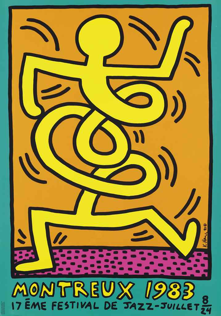 Keith Haring (Reading, Pennsyl