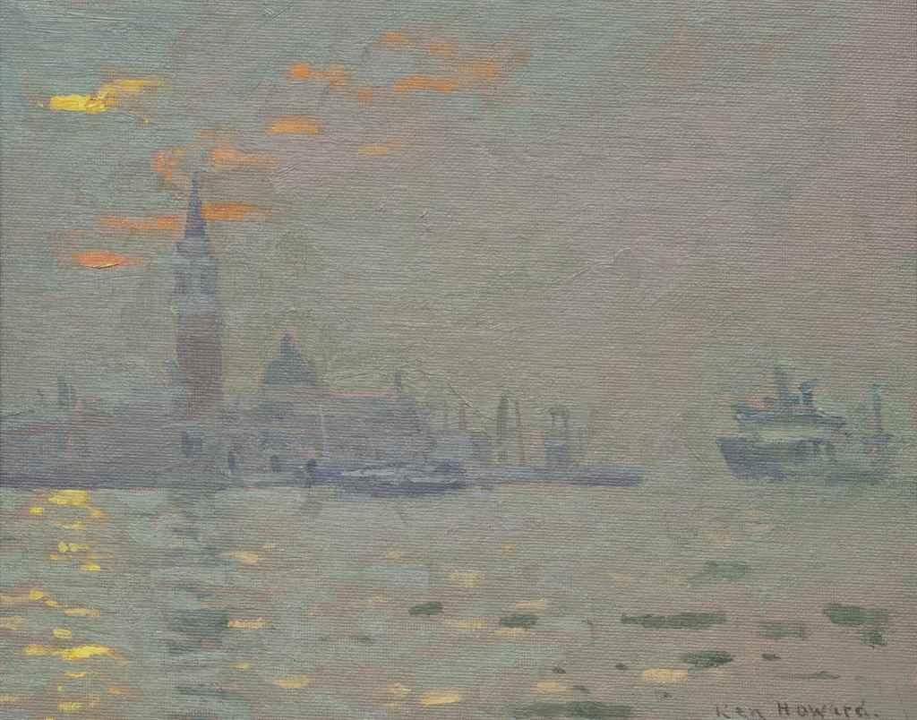 Ken Howard, R.A. (London b. 19