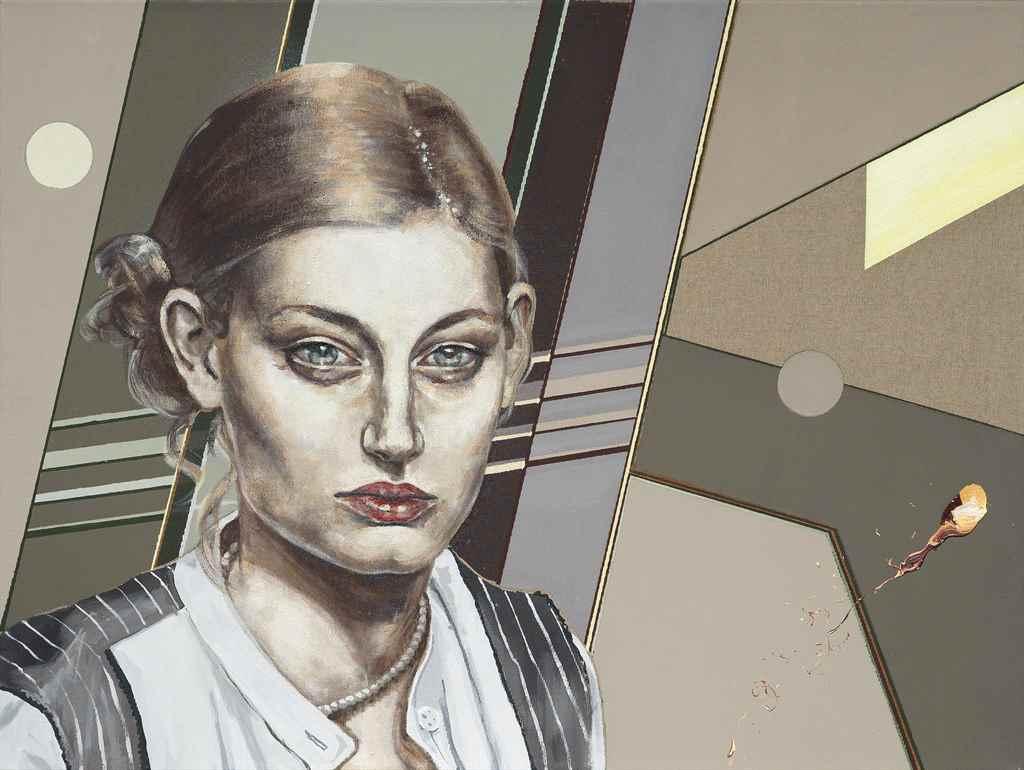 Martha Parsey (London B. 1973)