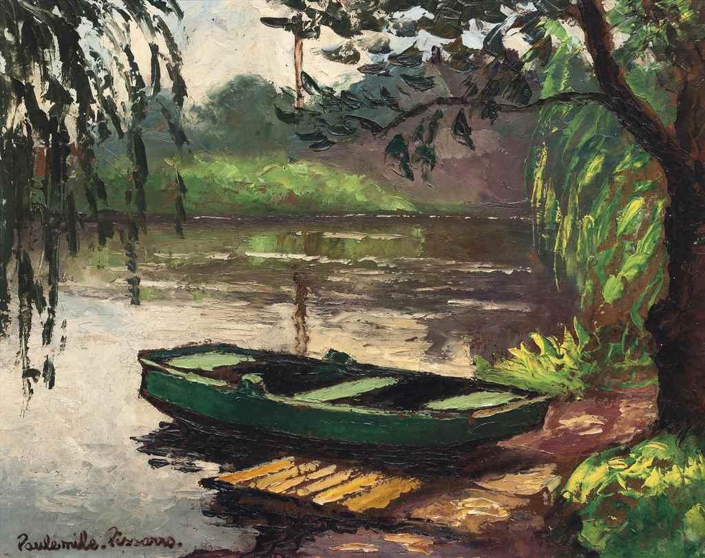 Paulémile Pissarro (Éragny 188