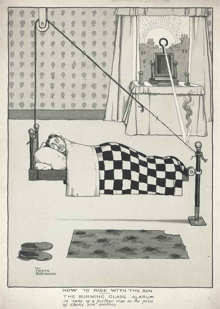 William Heath Robinson (Isling