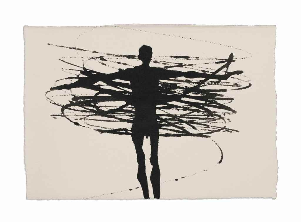 ANTONY GORMLEY (NÉ EN 1950)
