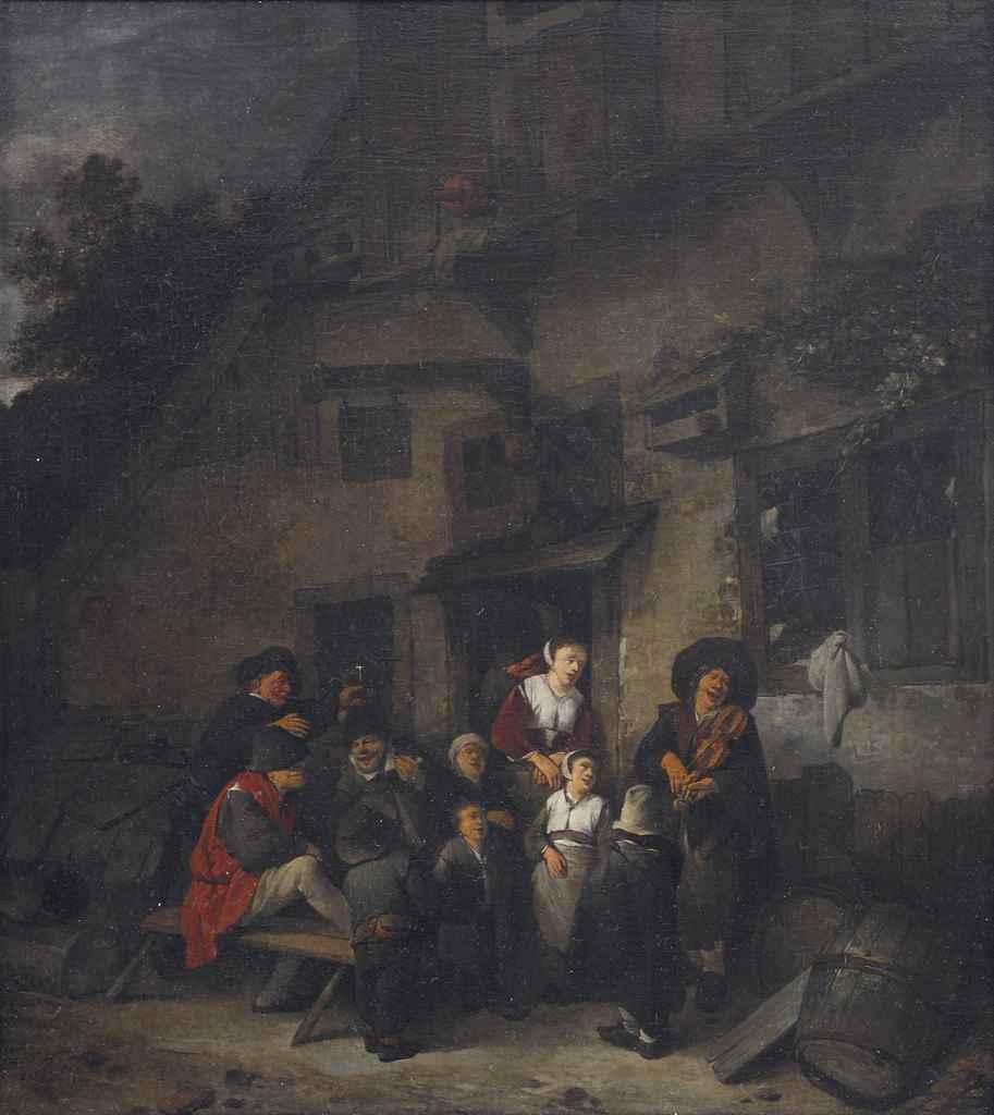 Cornelis Bega (Haarlem 1631/32