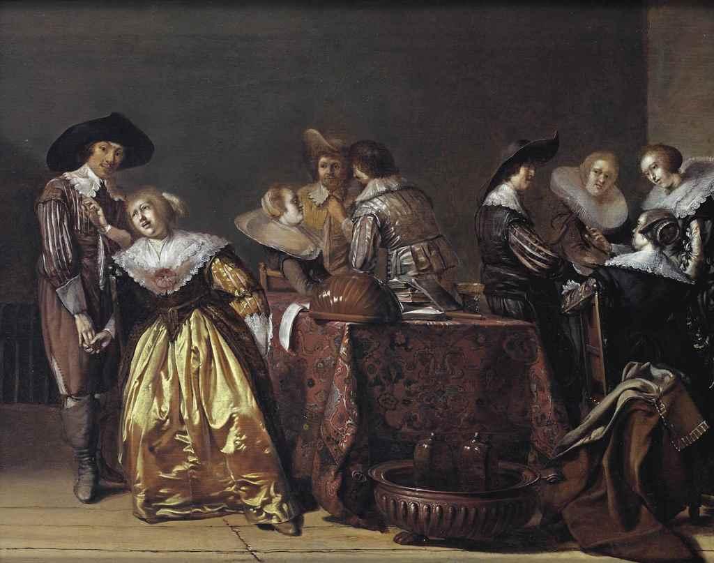 Pieter Codde (Amsterdam 1599-1