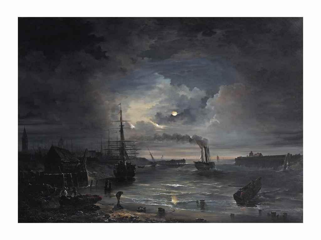 Désiré Donny (Bruges 1798-1861