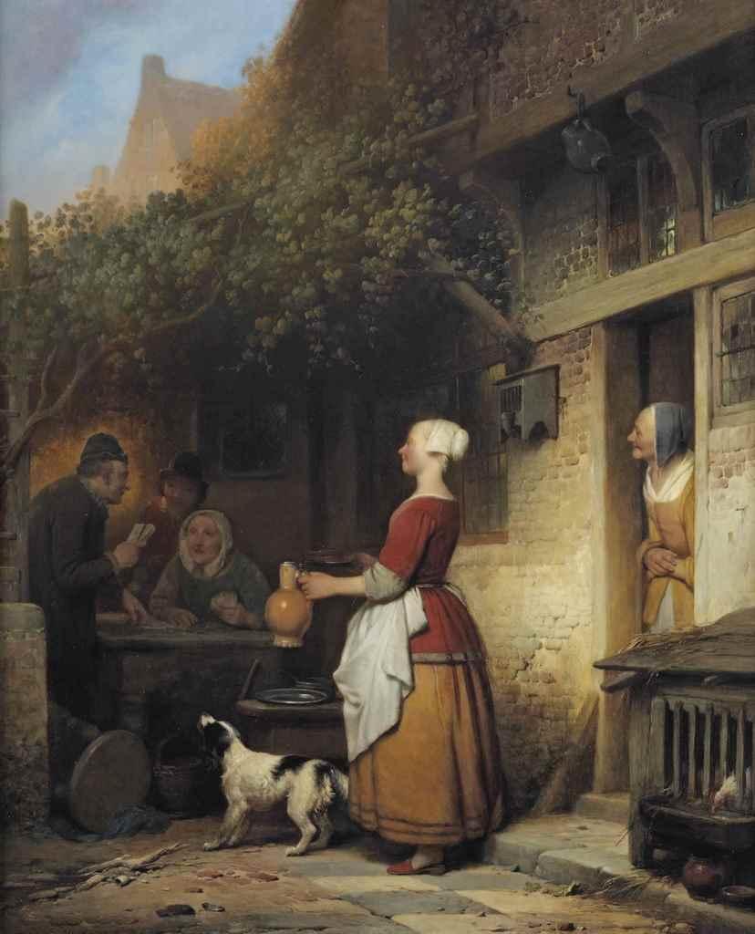 Ferdinand de Braekeleer (Antwe