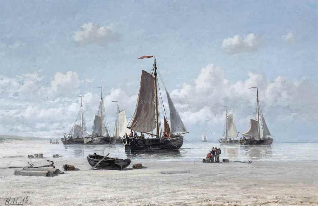 Hendrik Hulk (Amsterdam 1842-1