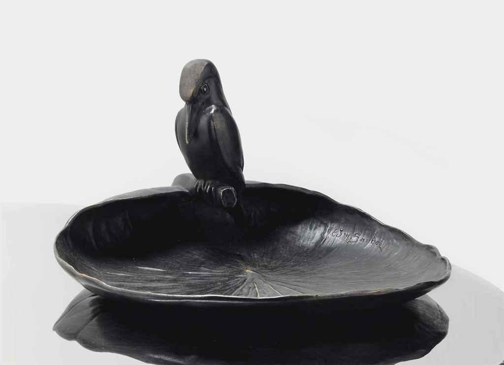 ÉDOUARD-MARCEL SANDOZ 1881-197