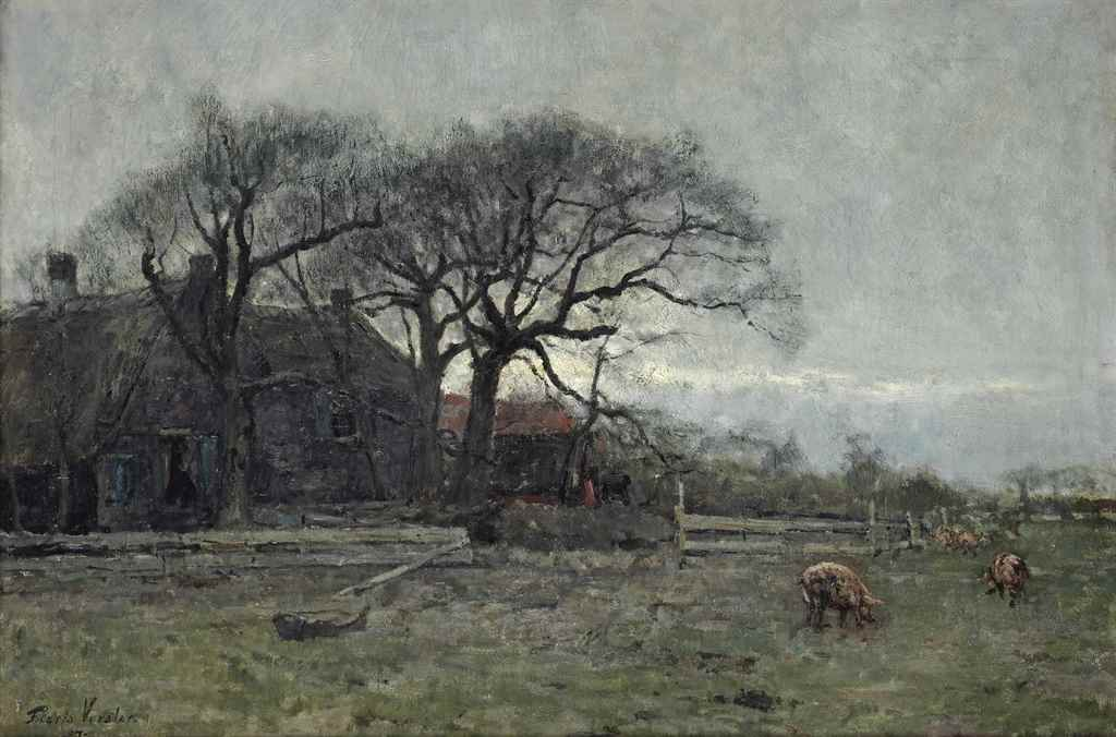 Floris Verster (Leiden 1861-19