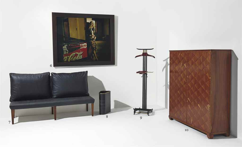paul dupr lafon 1900 1971 pour herm s valet de nuit le mod le cr en 1935 celui ci r alis. Black Bedroom Furniture Sets. Home Design Ideas