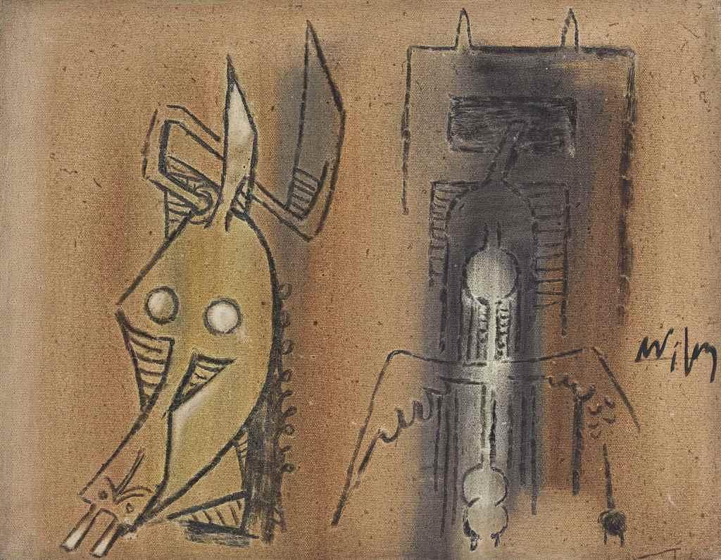 Wifredo Lam (1902-1982)
