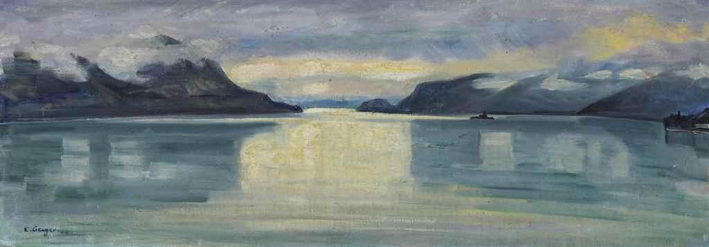 ERNST SAMUEL GEIGER (1876-1965