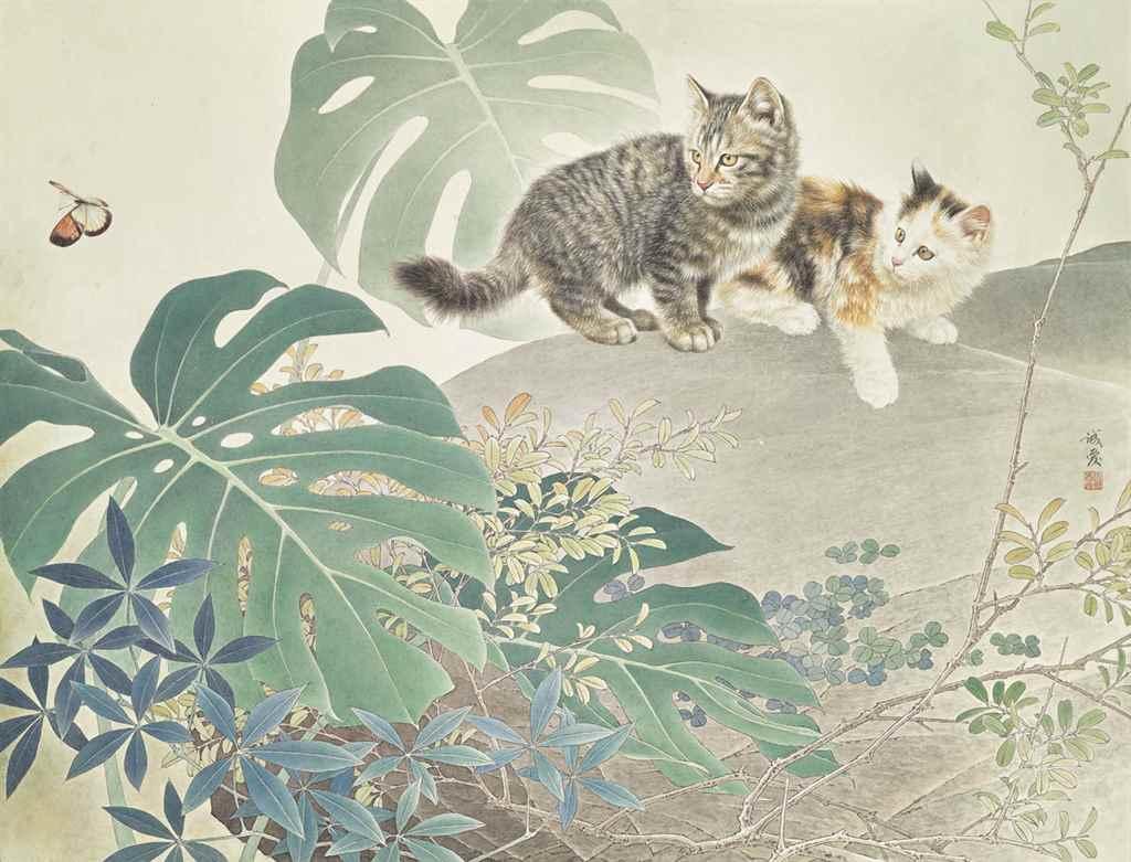 XING CHENG'AI (BORN 1960)
