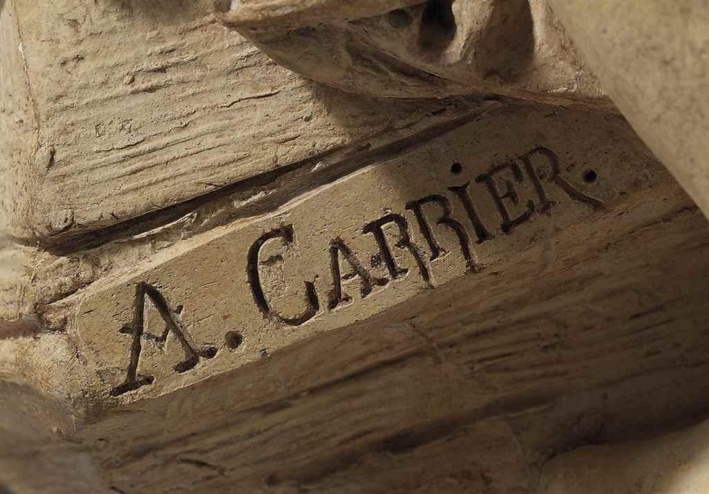 ALBERT ERNEST CARRIER-BELLEUSE
