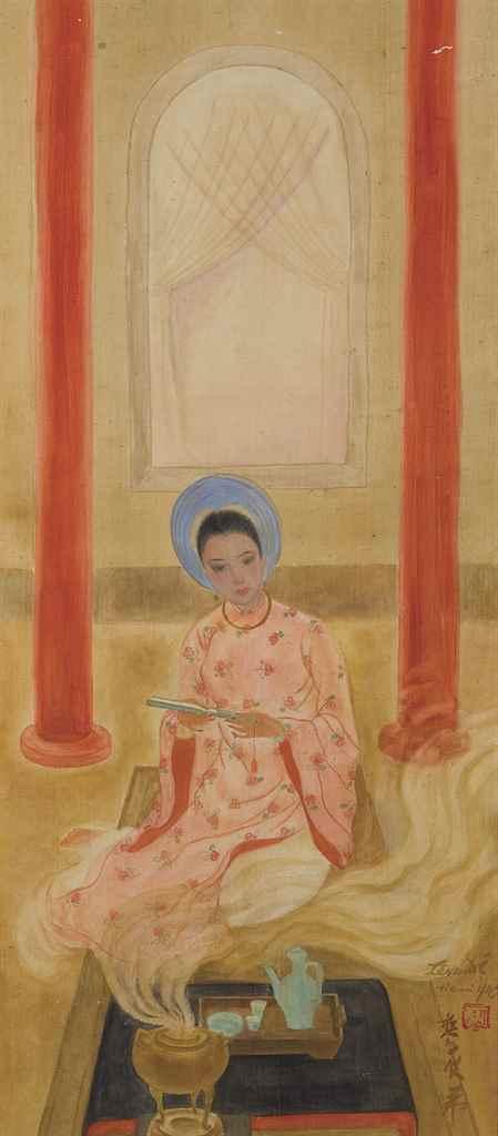 LE VAN DE (Vietnamese, 1906 –1