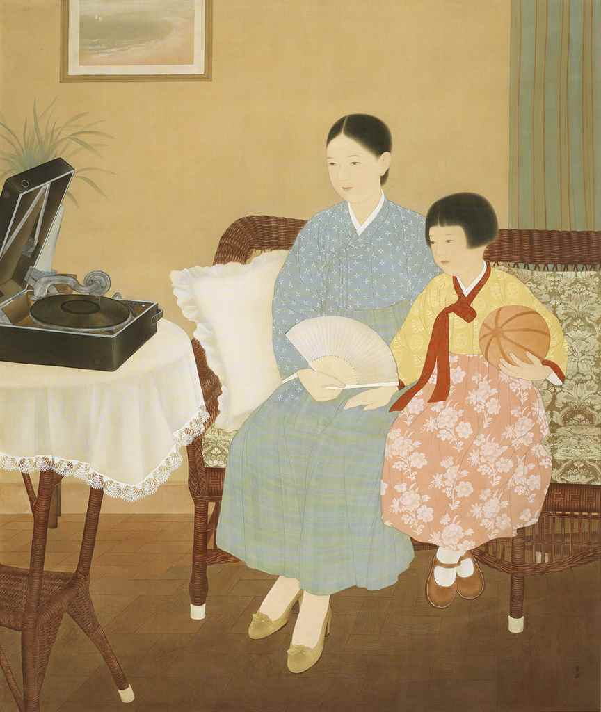 KIM KI-CHANG (Korean, 1913-200