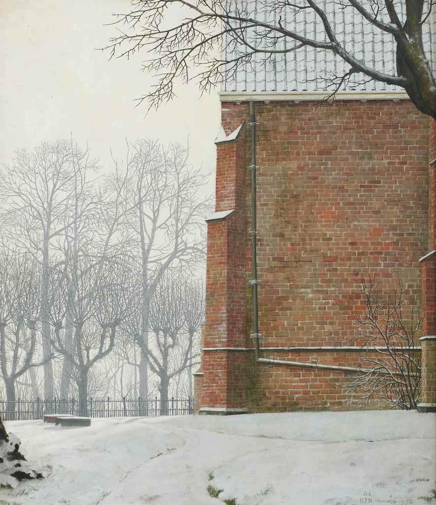 Henk Helmantel (b. 1945)