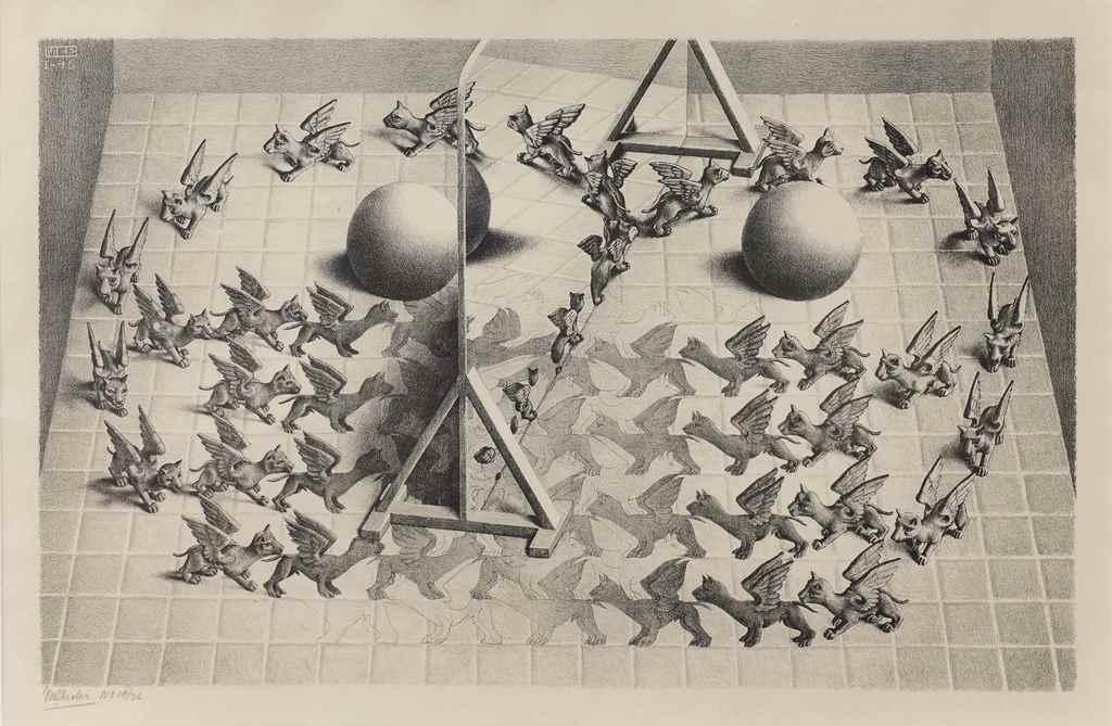 Maurits Cornelis Escher (1898-