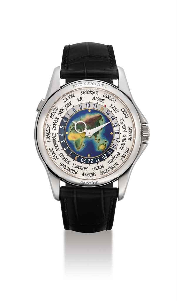 PATEK PHILIPPE. A FINE AND VER