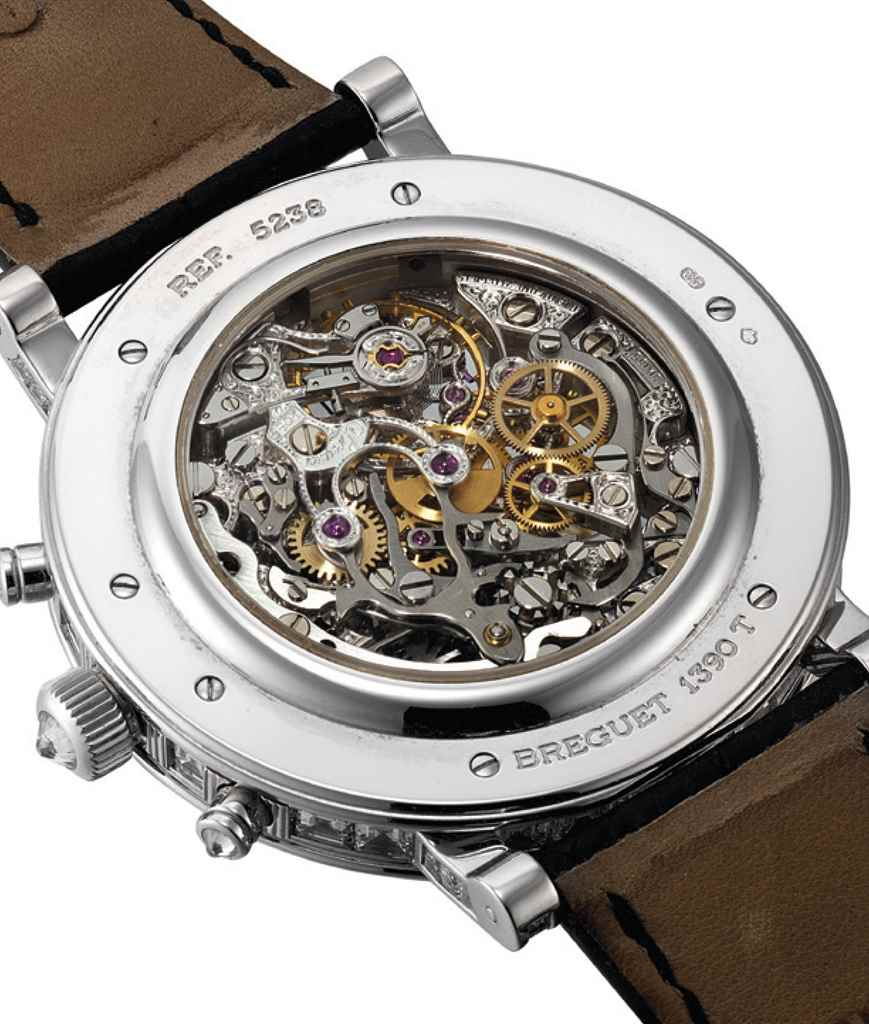 BREGUET. AN IMPRESSIVE AND EXT