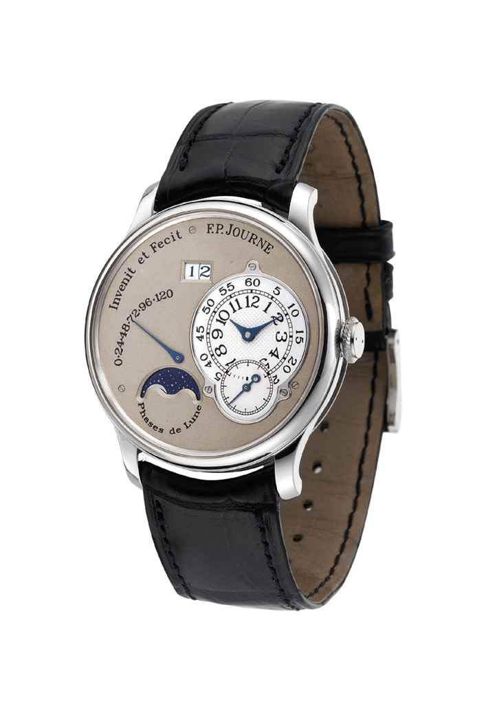 F.P. JOURNE. A FINE PLATINUM A