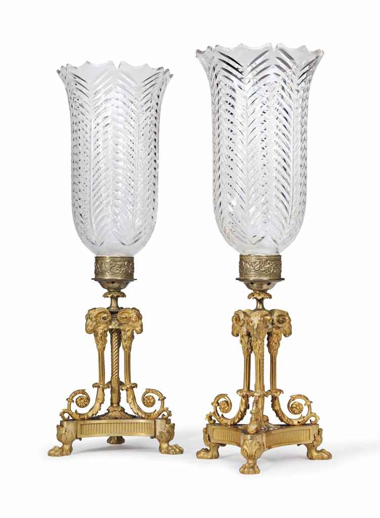 A PAIR OF FRENCH ORMOLU PHOTOP