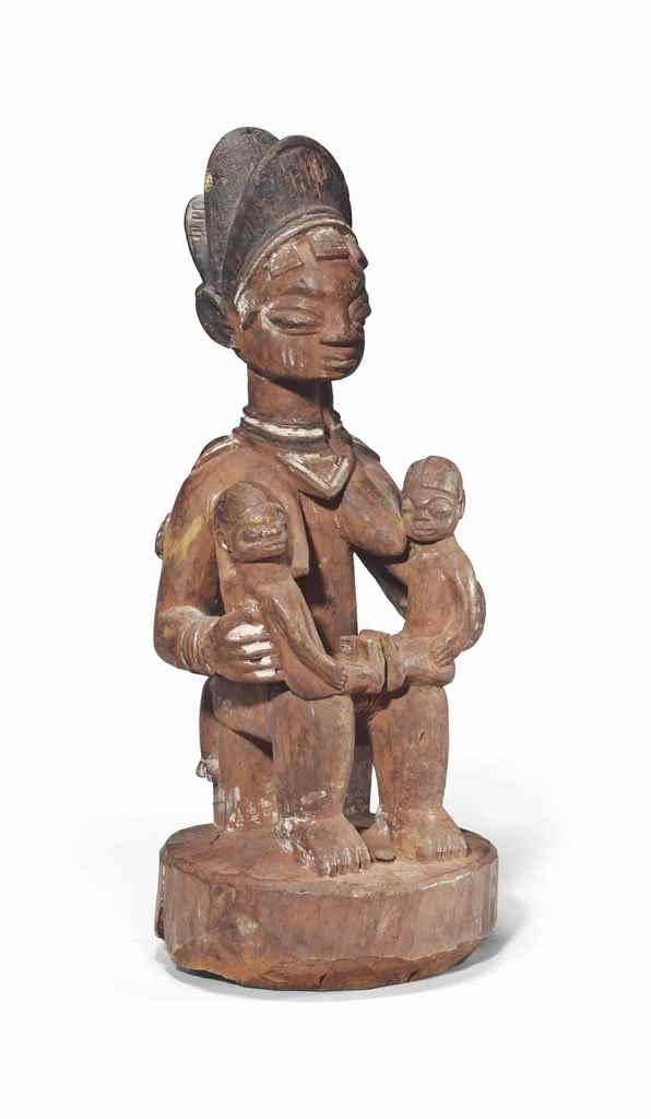 Maternité Yorouba Yoruba mater