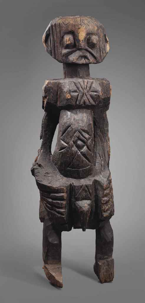 Statue d'ancêtre Kabyé-Tem Kab