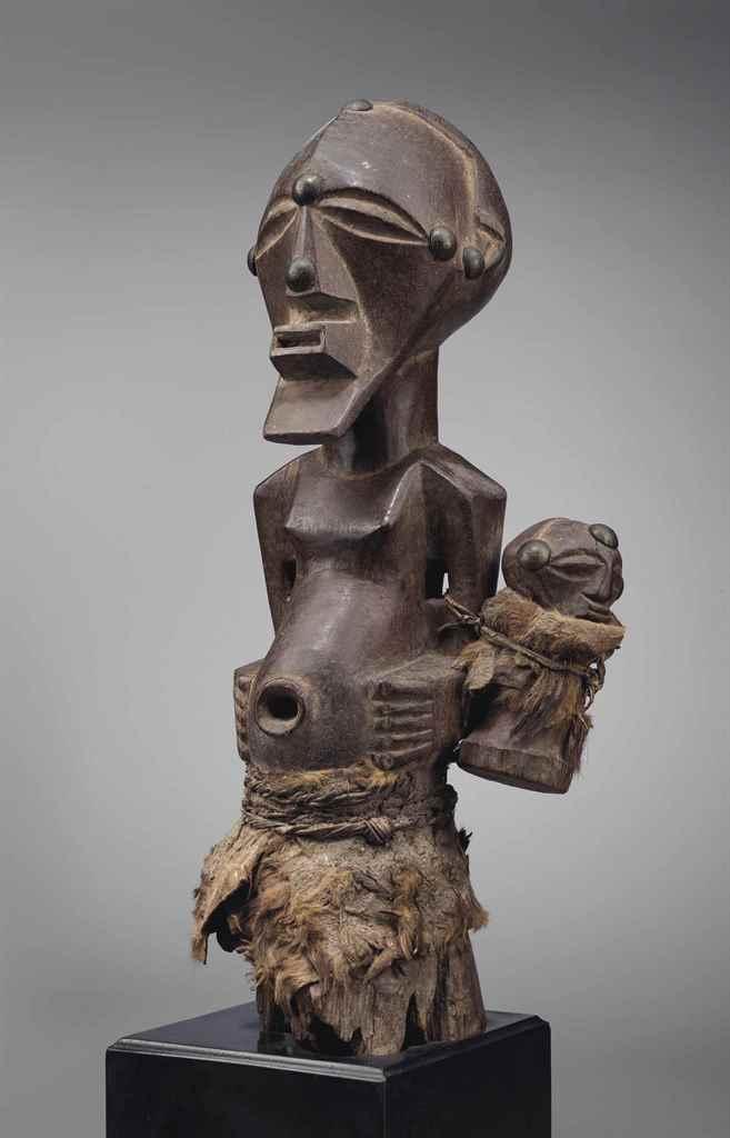 Statuette Songyé-Kalebwe Songy