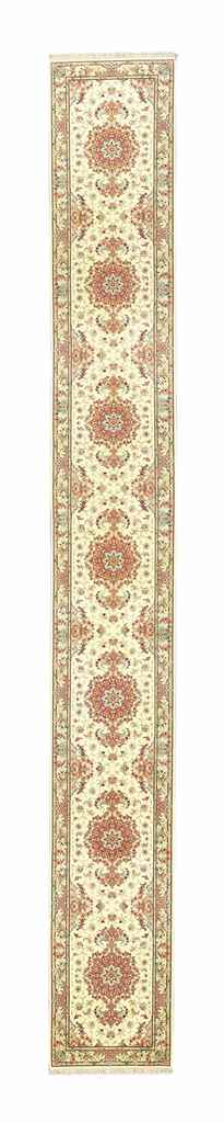 A FINE PART SILK LONG TABRIZ R