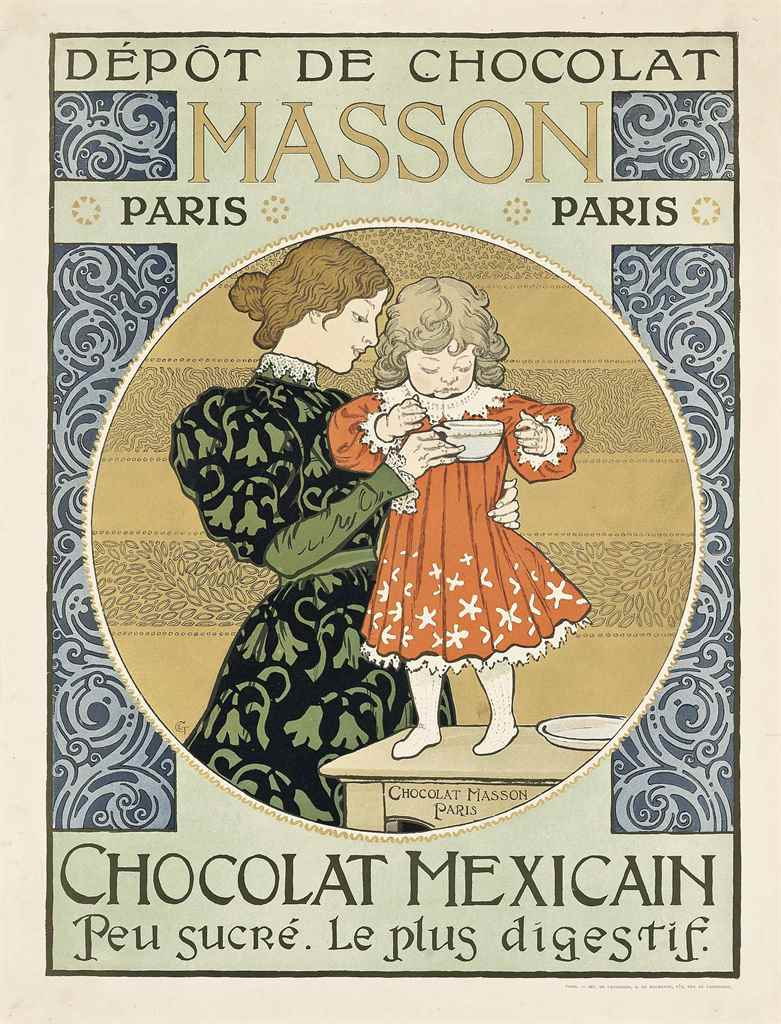 Eugene Grasset (1841-1917)