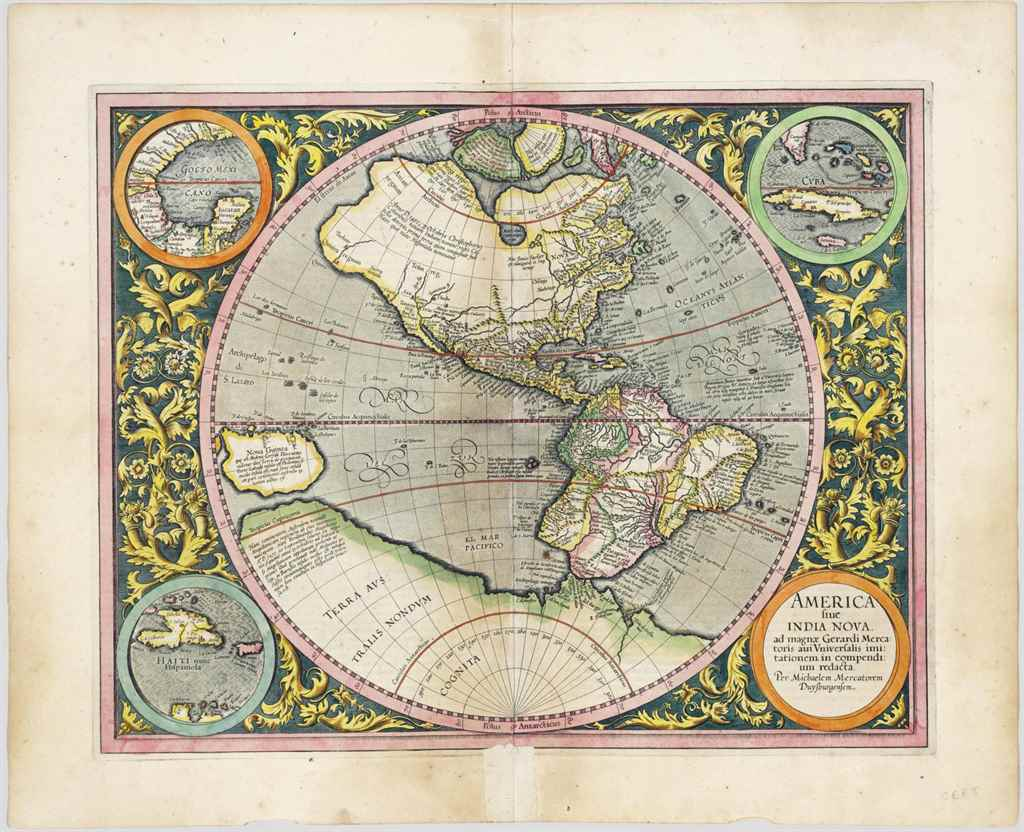MERCATOR, Michael (ca. 1567-16
