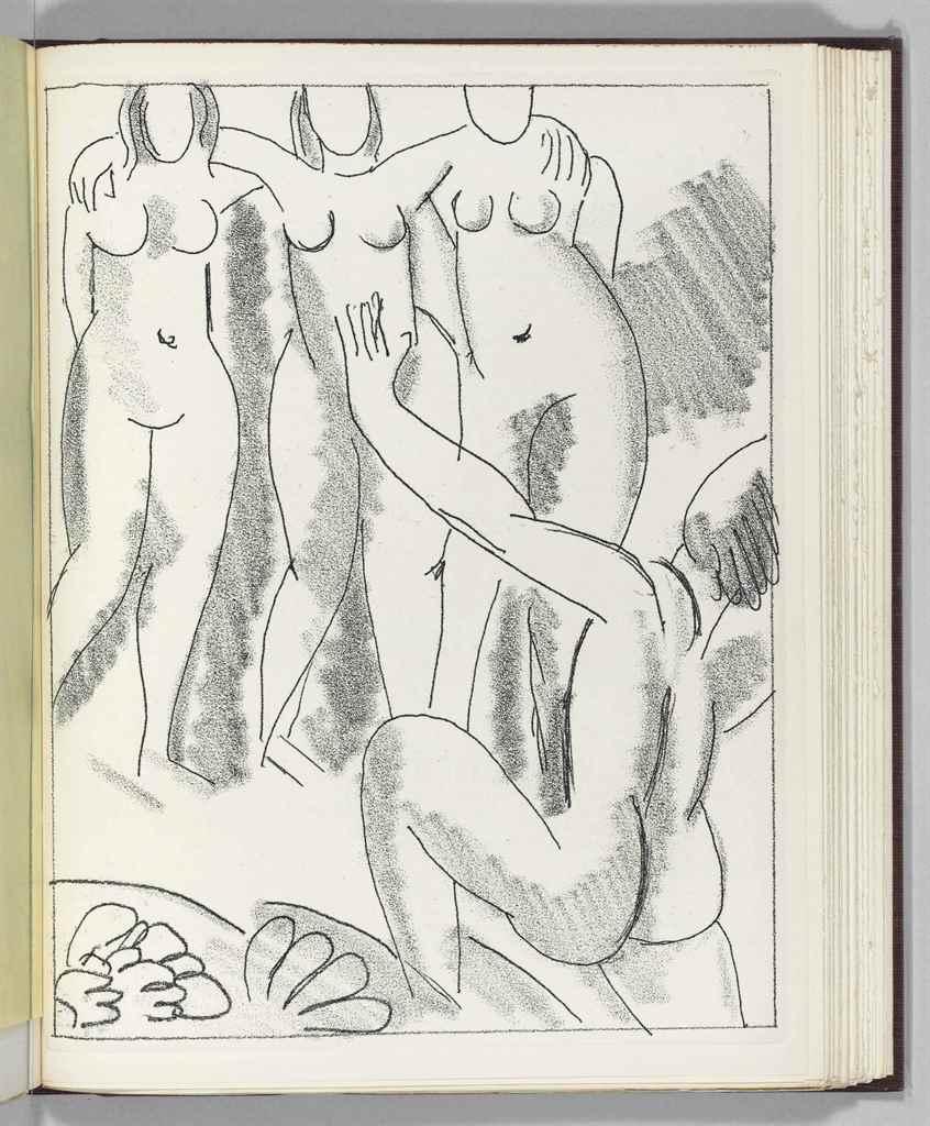 MATISSE, Henri, illustrator (1