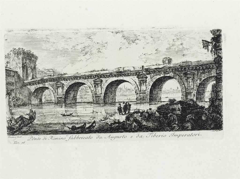 PIRANESI, Giovanni Battista (1