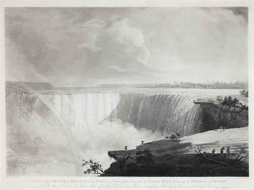 VANDERLYN, John (1779-1852), a