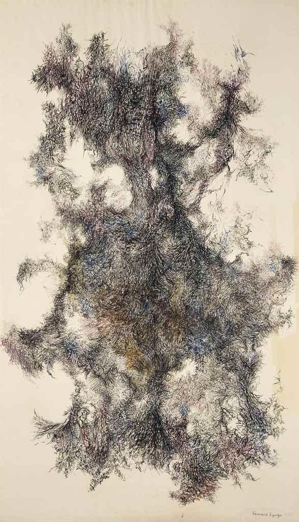 BERNARD SCHULTZE (1915-2005)