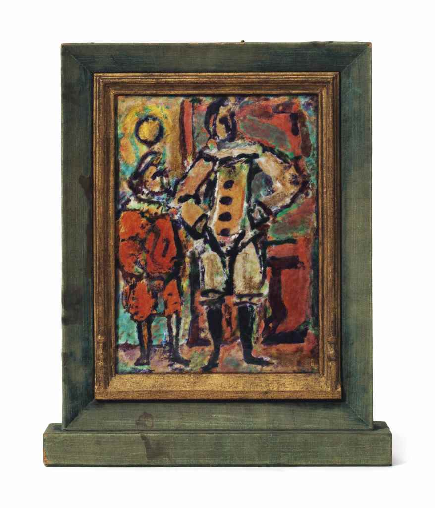 After Georges Rouault